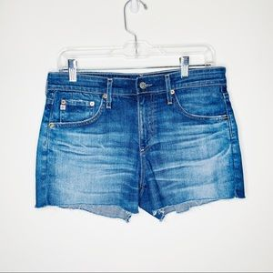 AG-ED Denim Adriano Goldschmied Hailey Cut Off